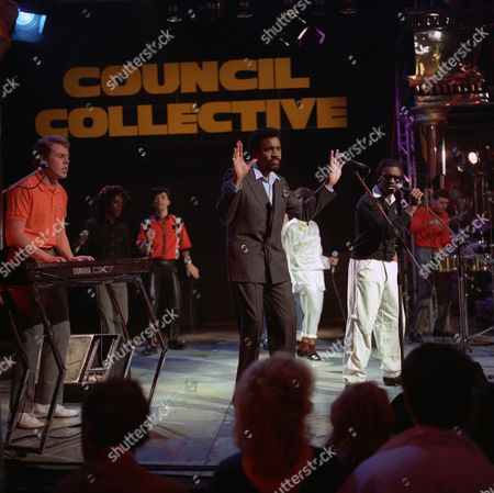 The Council Collective - Mick Talboy, Jimmy Ruffin and Junior Giscombe
