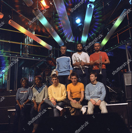 The Jam - Paul Weller, Bruce Foxton and Rick Buckler