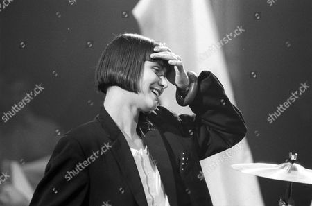 'The Tube' - Swing Out Sister - Corinne Drewery