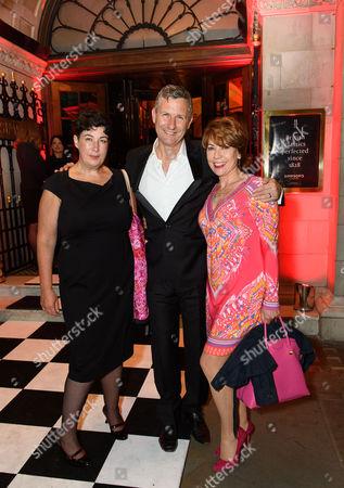 Joanne Harris, Adam Hills and Kathy Lette
