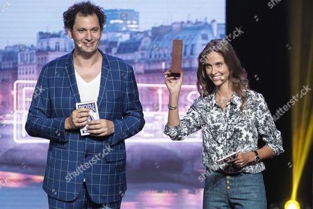 Eric Antoine and Ophelie Meunier