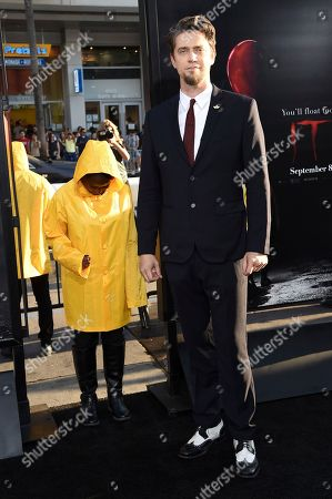 "Andres Muschietti attends the LA Premiere of ""It"" at the TCL Chinese Theatre, in Los Angeles"