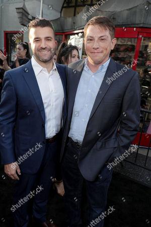 David Katzenberg, Producer, Seth Grahame-Smith, Producer