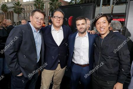 Seth Grahame-Smith, Producer, Roy Lee, Producer, David Katzenberg, Producer, Dan Lin, Producer