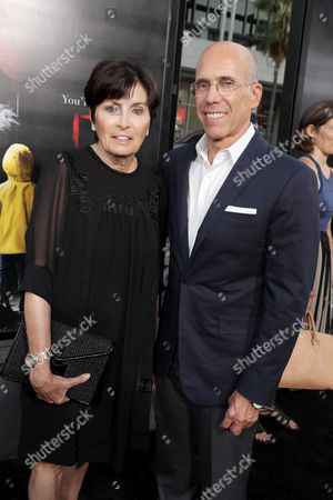 Marilyn Katzenberg, Jeffrey Katzenberg