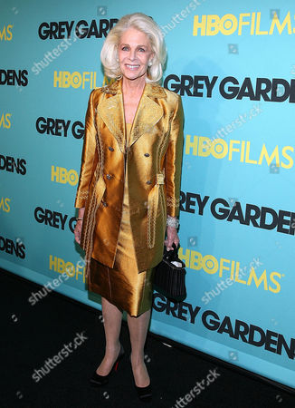 Editorial image of 'Grey Gardens' Film Premiere, New York, America - 14 Apr 2009