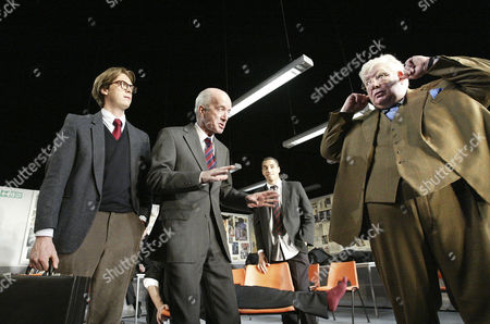 Stephen Campbell Moore, Clive Merrison and Richard Griffiths