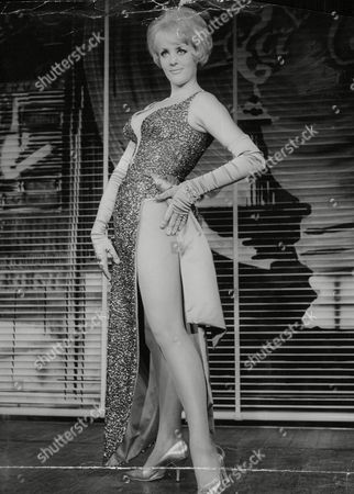 Editorial picture of Angela Bracewell Showgirl Appearing At The Pigalle Nightclub. (wife Of U.s. Comedy Actor Stubby Kaye). Box 723 208121649 A.jpg.