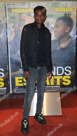 Stock Image of Abdoulaye Diallo