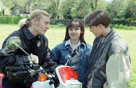 Ep 2088 Tuesday 11th June 1996 Scott, Roy and Marcus play football watched by Kelly. Marcus is put out because Scott hasn't nicked anything from the shop. Roy doesn't take to him and he and Scott go home leaving Kelly with Marcus. She looks hopefully at him, but he leaves her standing there - With Kelly Windsor, as played by Adele Silva ; Marcus Ellis, as played by Richard Burke ; Scott Windsor, as played by Toby Cockerell.