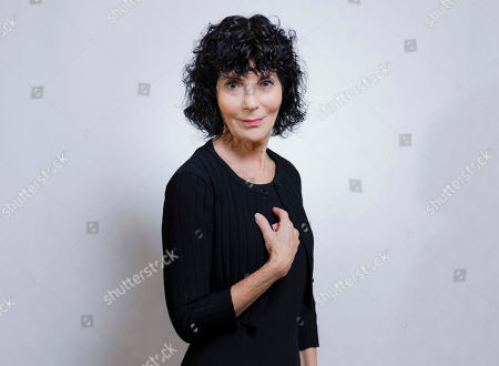 """Stock Image of Nancy Buirski. Director Nancy Buirsky poses for portraits of the film """"The Rape Of Racy Taylor"""" at the 74th Venice Film Festival in Venice, Italy"""