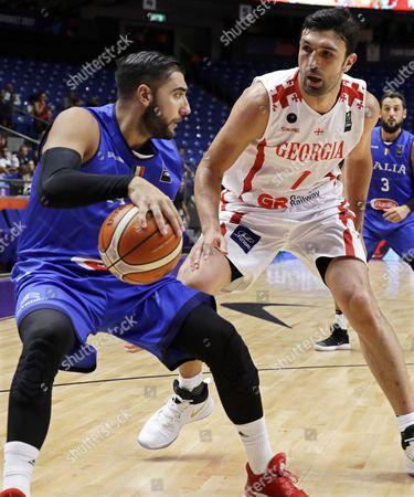 Editorial image of FIBA EuroBasket 2017, Tel Aviv, Israel - 06 Sep 2017