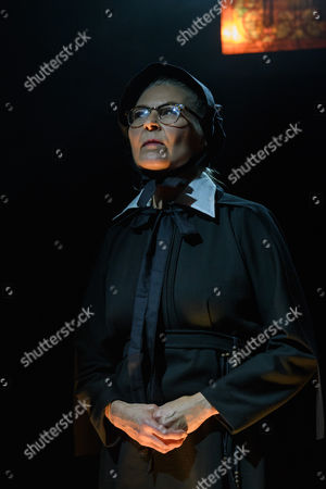 Editorial photo of 'Doubt: A Parable' play, Southwark Playhouse, London, UK - 06 Sep 2017