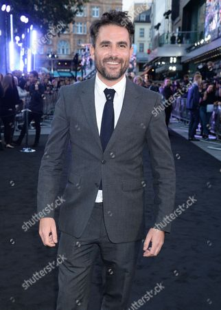 Editorial picture of 'Mother!' film premiere, Arrivals, London, UK - 06 Sep 2017