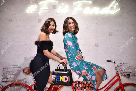 Bettina Looney and Soraya Bakhtiar