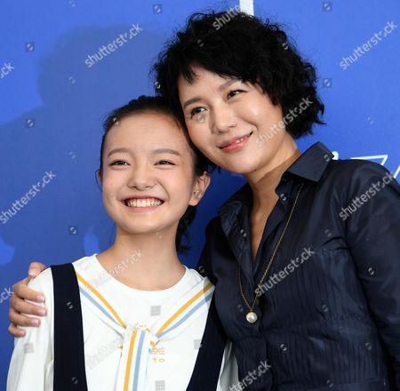 Vivian Qu and Zhou Meijung