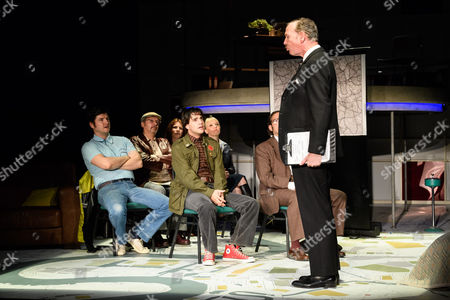 James Alexandrou (Gordon), Michael Chance (Cabbie), Gina Ruysen (Anthea), Fabien Frankel (Chris), Louise Callaghan (Miss Stavely), Ben Caplan (Ted), Steven Pacey (Mr Burgess)
