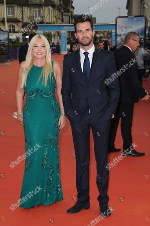 Editorial picture of 'The Music Of Silence' premiere, 43rd Deauville American Film Festival, France - 06 Sep 2017