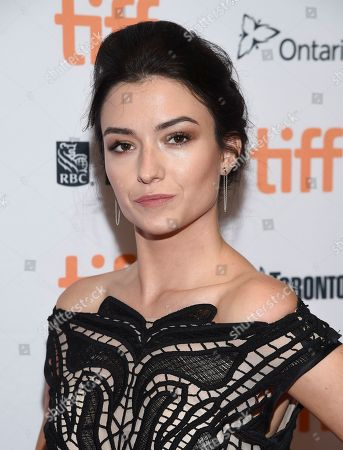 Natasha Negovanlis attends the TIFF Soiree, an annual fundraiser and celebratory kick-off for the 2017 Toronto International Film Festival, at the TIFF Bell Lightbox, in Toronto
