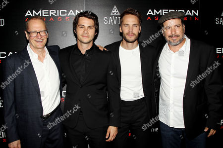 """Editorial photo of The Cinema Society and Saved Wines Host a Special Screening of """"American Assassin"""", New York, USA - 06 Sep 2017"""