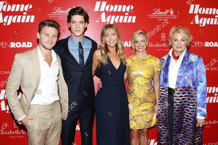 Jon Rudnitsky, Pico Alexander, Hallie Meyers-Shyer, Reese Witherspoon, Candice Bergen