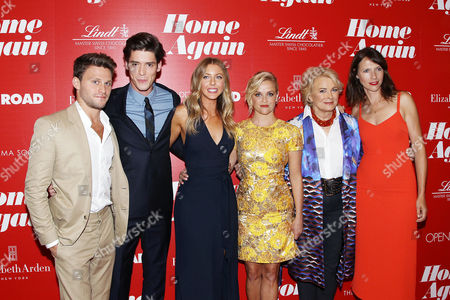 Jon Rudnitsky, Pico Alexander, Hallie Meyers-Shyer, Reese Witherspoon, Candice Bergen, Dolly Wells