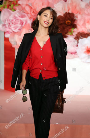 Editorial picture of Marunouchi 15th Anniversary Fashion Show, Tokyo, Japan - 06 Sep 2017