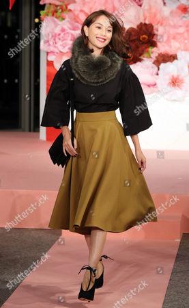 Editorial image of Marunouchi 15th Anniversary Fashion Show, Tokyo, Japan - 06 Sep 2017