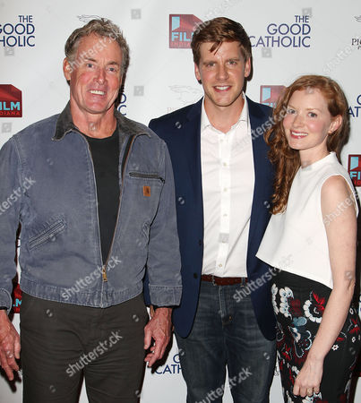 John C. McGinley, Zachary Spicer and Wrenn Schmidt