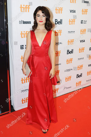 Editorial image of Soiree Fundraiser, Toronto International Film Festival, Canada - 06 Sep 2017