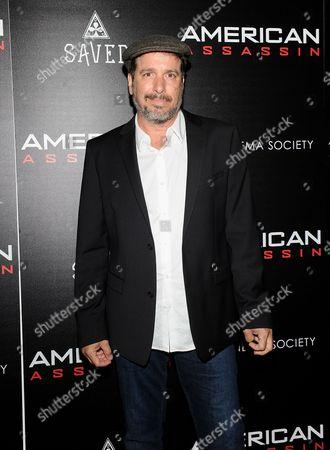 Stock Picture of Director Michael Cuesta