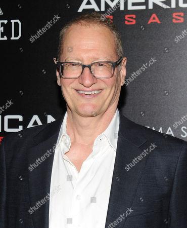 American screenwriter Stephen Schiff
