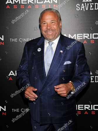 "Former New York City Police Department detective Richard A. ""Bo"" Dietl"