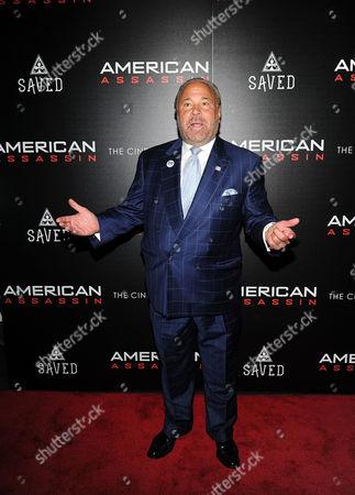 """Richard A. """"Bo"""" Dietl, Bo Dietl. Former New York City Police Department detective Richard A. """"Bo"""" Dietl"""