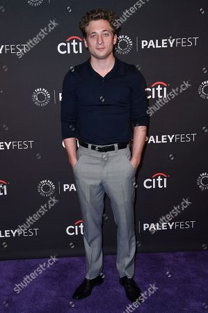 Jeremy Allen White attends the 2017 PaleyFest Fall TV Previews at The Paley Center for Media, in Beverly Hills, Calif