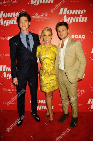 Pico Alexander, Reese Witherspoon and Jon Rudnitsky