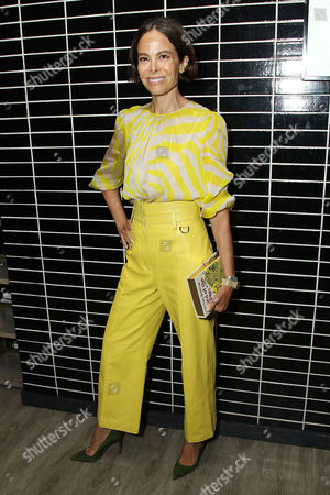 """Editorial picture of The Cinema Society with Elizabeth Arden & Lindt Chocolate host a screening of Open Road Films' """"Home Again"""" - After Party, New York, USA - 06 Sep 2017"""
