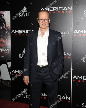 "Stephen Schiff attends the special screening of ""American Assassin"" at the iPic Theater, in New York"