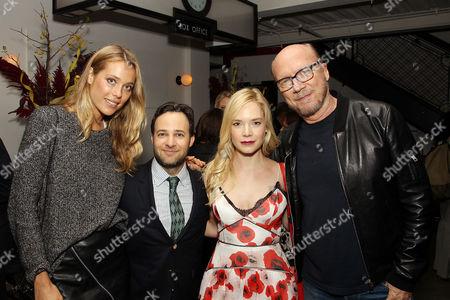 Genevieve Barker, Danny Strong (Director,Writer), Caitlin Mehner, Paul Haggis