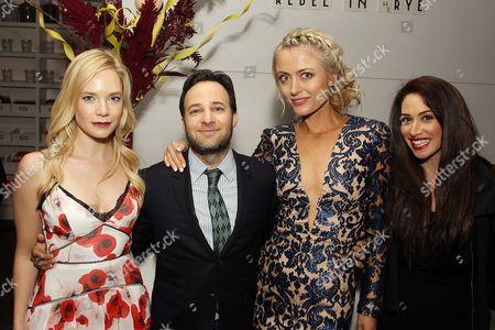 Caitlin Mehner, Danny Strong (Director,Writer), Amy Rutberg, Lesli Margherita