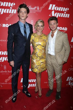 Stock Photo of Pico Alexander, Reese Witherspoon and Jon Rudnitsky