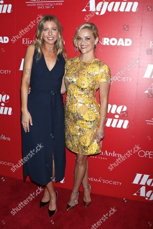 Hallie Meyers-Shyer, Director and Reese Witherspoon