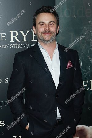 Editorial photo of 'Rebel in the Rye' film premiere, New York, USA - 06 Sep 2017