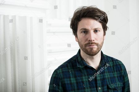 London United Kingdom - January 18: Portrait Of British Musician And Producer Ryan Lee West Better Known By His Recording Name Rival Consoles Photographed At His Home Studio In London On January 18