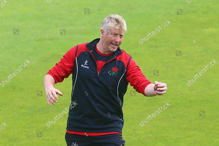 Lancashire head coach Glen Chapple during Lancashire CCC vs Essex CCC, Specsavers County Championship Division 1 Cricket at Emirates Old Trafford on 7th September 2017