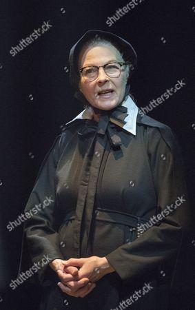 Stock Photo of Stella Gonet as Sister Aloysius