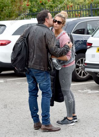 Editorial picture of Gemma Atkinson out and about, Manchester, UK - 07 Sep 2017