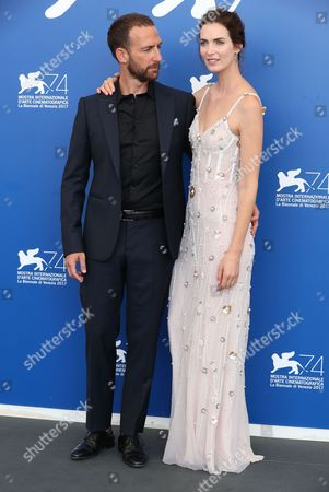 Editorial photo of 'The Testament' photocall, 74th Venice International Film Festival, Italy - 07 Sep 2017