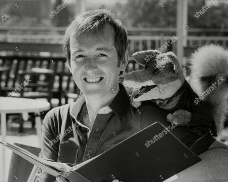 Editorial picture of Billy Boyle New Presenter For The Basil Brush Tv Series. Box 724 31212168 A.jpg.