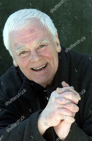 Actor Tony Booth And Father Of Cherie Blair... For Mary Riddell Interview